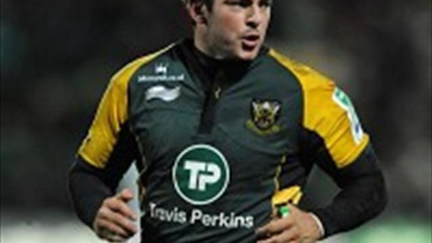 Stephen Myler kicked five points in a narrow win for Northampton