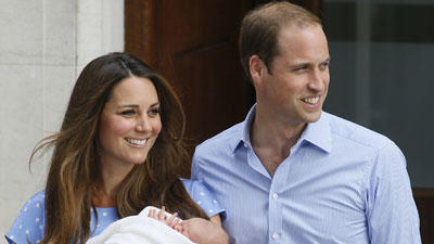 ShowBiz Minute: Royal Baby, Venice, Sudeikis