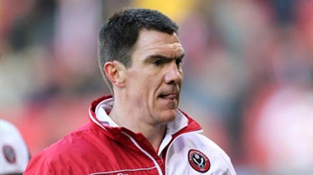 Chris Morgan, Sheffield United (PA Sport)