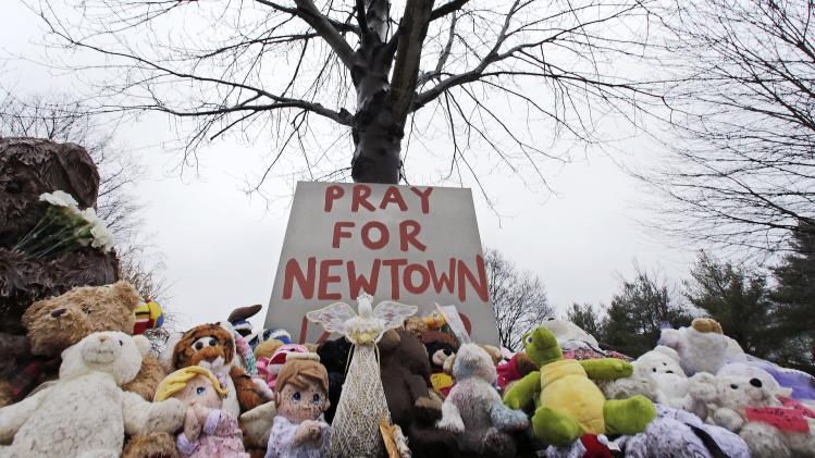 Newtown sends out the last post-shooting donations