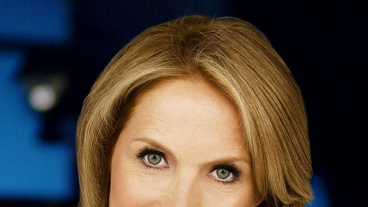 Katie Couric, correspondent for 60 Minutes on CBS.