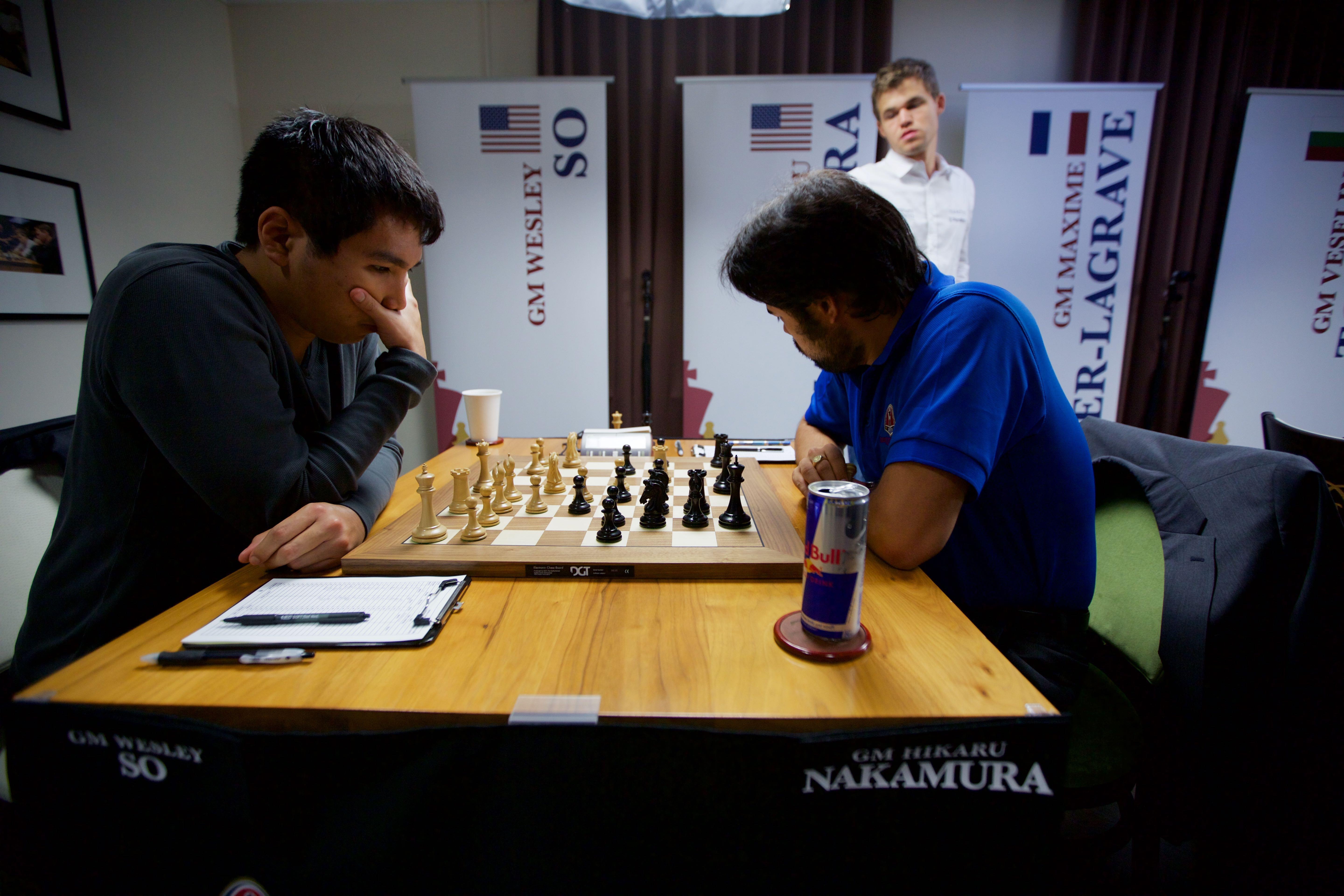 Something incredibly rare happened at the biggest chess tournament in US history
