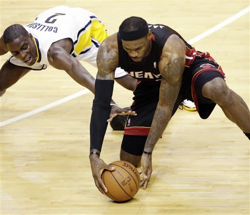 Pacers-Heat Preview