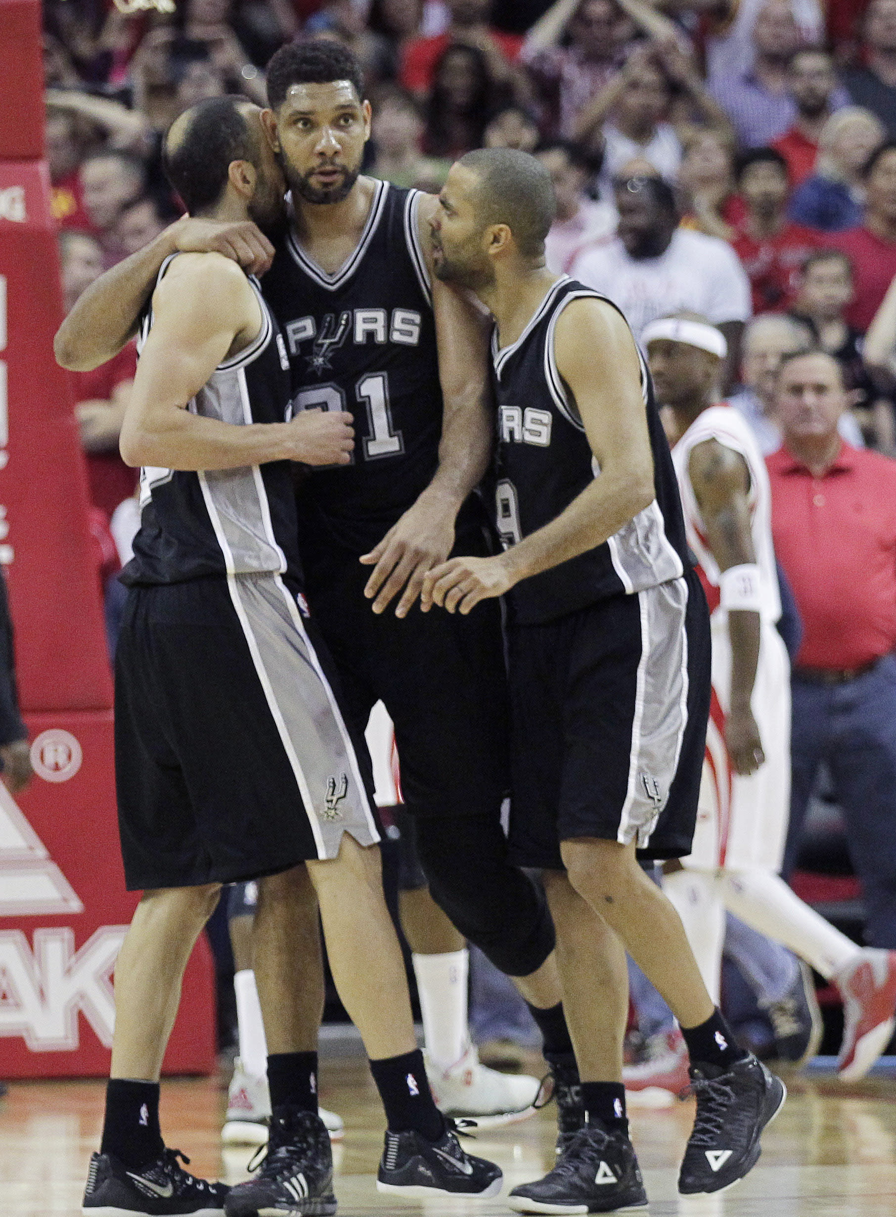 Western Conference teams face perilous path to NBA Finals