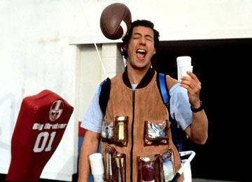 Adam Sandler in Touchstone Pictures' The Waterboy