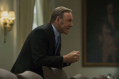 Frank Underwood's jobs plan on House of Cards is bonkers