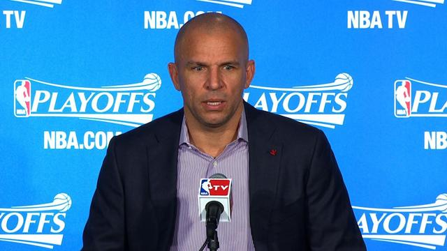 Kidd on win over the Bulls