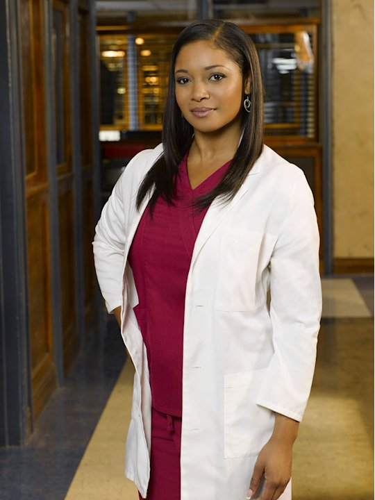 Tamala Jones stars as Medical Examiner Lanie Parish in &quot;Castle.&quot; 