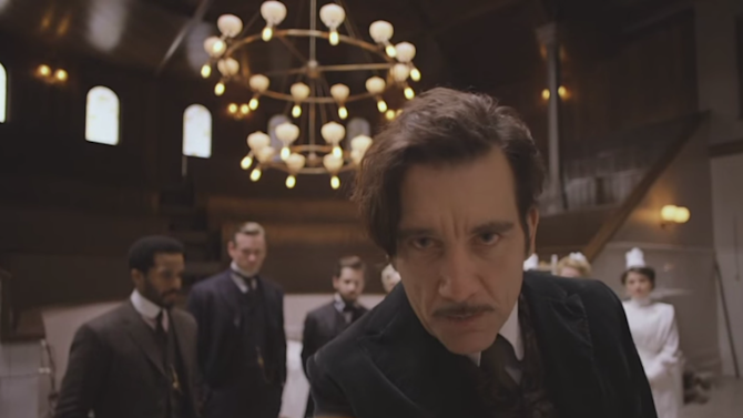 The Knick heads to San Francisco for its second season in a new teaser