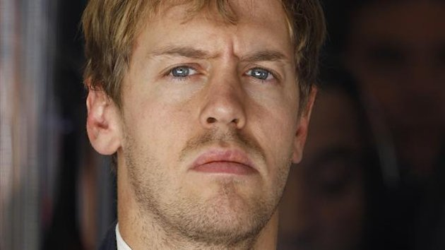 2012 United States GP Red Bull Vettel