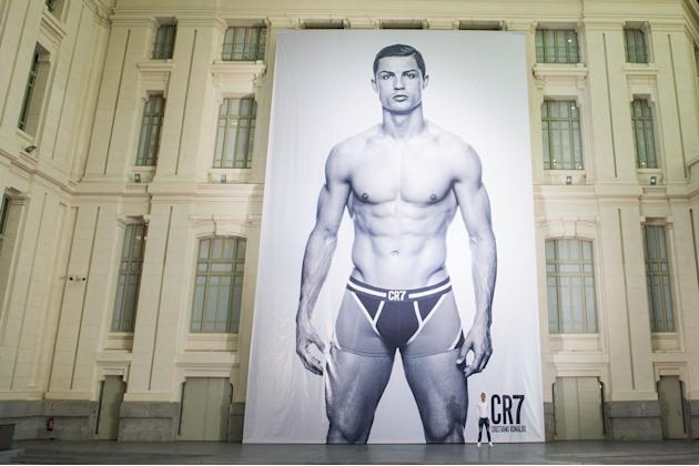 CR7 by Cristiano Ronaldo Underwear Launch
