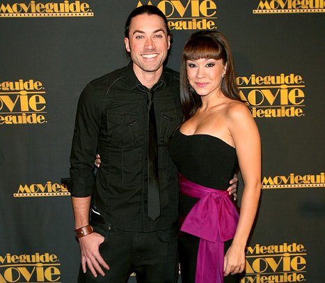 Diana DeGarmo and Ace Young: How They Fell in Love