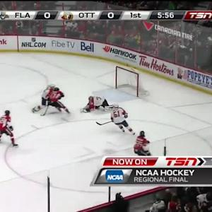 Florida Panthers at Ottawa Senators - 03/29/2015
