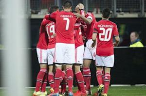AZ 0-1 Benfica: Hosts hit by Salvio sucker punch