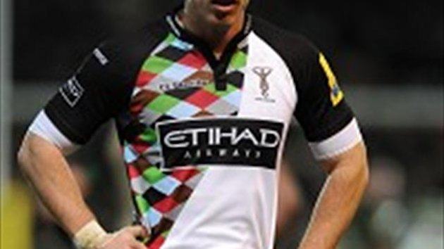 Sam Smith scored a brace of tries in Harlequins' victory over Zebre