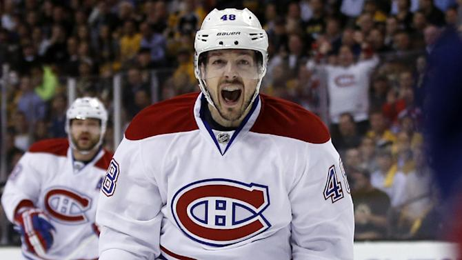 Avs get Briere from Montreal for Parenteau, pick