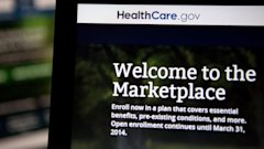 gty healthcare marketplace kb 131113 16x9 608 White House Extends Health Care Sign Up Deadline by 1 Day