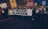 Dublin Protest Over Indian Abortion Death