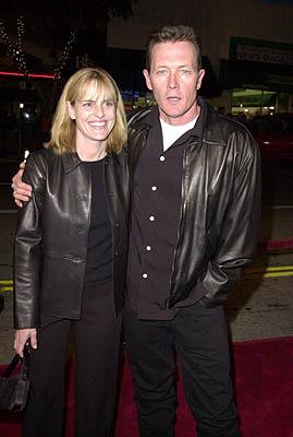Premiere: Robert Patrick with his wife at the Westwood premiere of Miramax's All The Pretty Horses - 12/17/2000