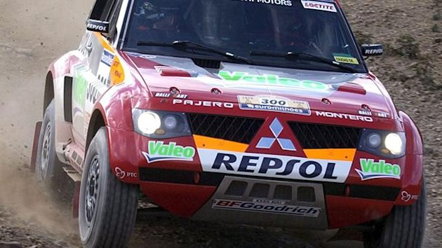 Rally Raid 2006 Dakar 2006 Mitsubishi PETERHANSEL