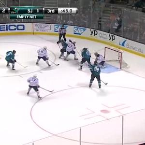 Michal Neuvirth Save on Tommy Wingels (19:16/3rd)