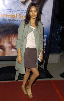 Thandie Newton at the LA premiere of Focus' Eternal Sunshine of the Spotless Mind