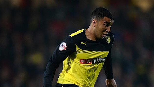 Troy Deeney snatched a late equaliser for Watford