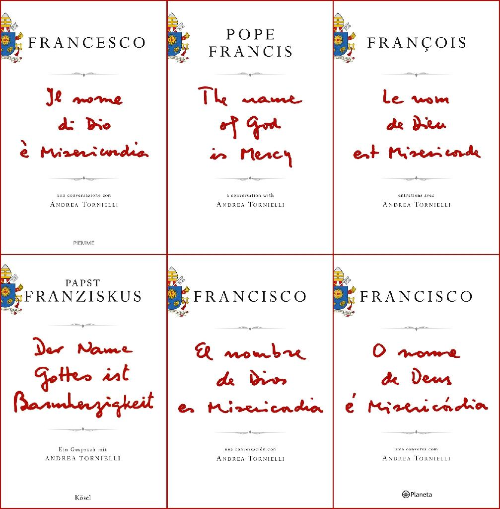 Pope Francis to publish his first book in January