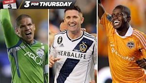 Three for Thursday: Which MLS side has best shot at Champions League crown?