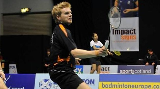 Marcus Ellis - badminton player