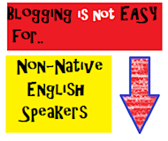 Blogging Tips For Non Native English Speakers image non english
