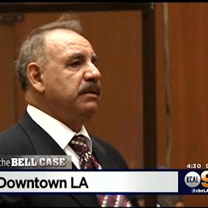 Former Bell Mayor Sentenced To Jail Thursday