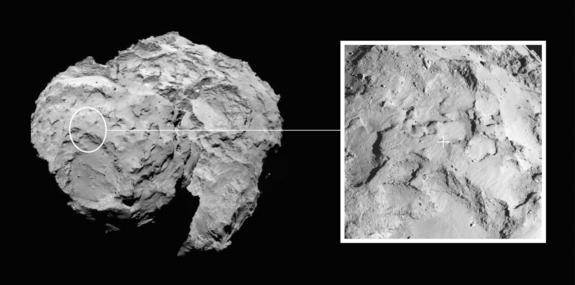 European Spacecraft to Make Historic Comet Landing on Nov. 12
