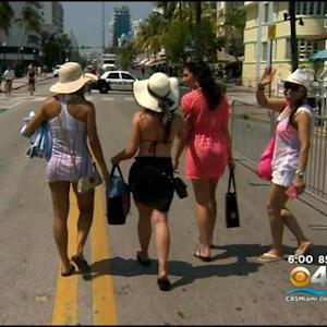Miami Beach Preps, Closures For Memorial Day Weekend
