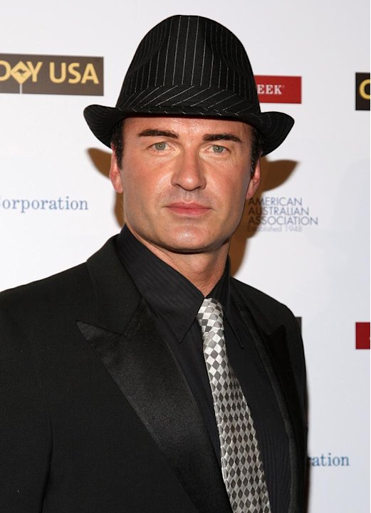 Julian McMahon attends the G'Day USA: Australia Week 2008 Australia Day Black Tie Gala at the Waldorf Astoria on January 26, 2008 in New York City. 