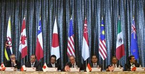 U.S. Trade Representative Froman speaks during a news conference at the end the TPP Ministerial meeting in Singapore