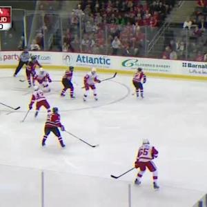 Cory Schneider Save on Kyle Quincey (01:05/1st)