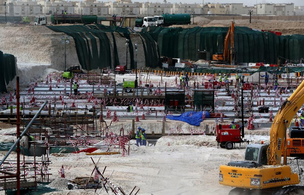 Qatar announces death of World Cup stadium worker