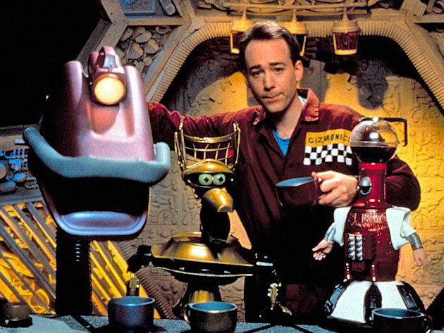 Mystery Science Theater 3 …