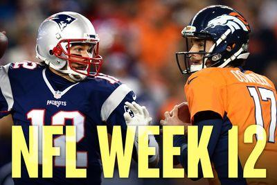 Uffsides: NFL Week 12 preview and picks