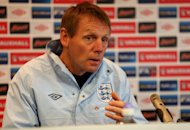 Stuart Pearce's England will play one of Spain or hosts Israel, who are top seeds
