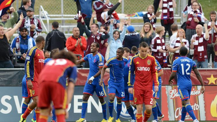 MLS: Real Salt Lake at Colorado Rapids