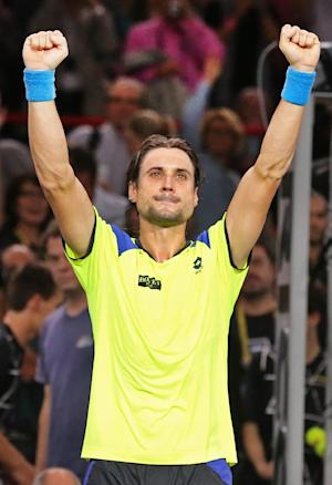 Ferrer stuns Nadal in semifinal of Paris Masters