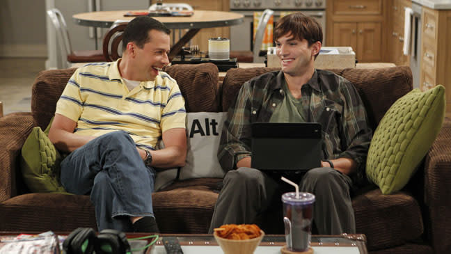 'Two & A Half Men' Adds New Series Regular — Charlie Harper's Long Lost Daughter