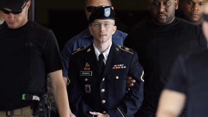 Bradley Manning-WikiLeaks case turns to sentencing