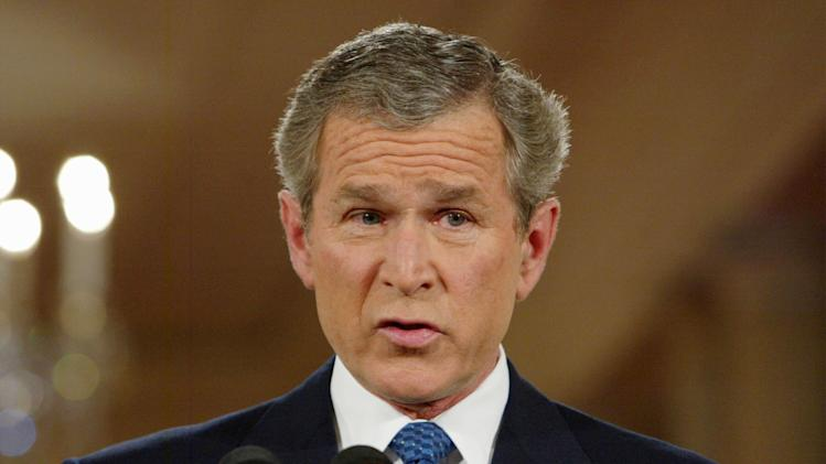 File in this march 6 2003 file photo president george w bush