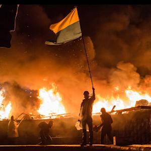 The Year in Protest: From Ukraine to Ferguson
