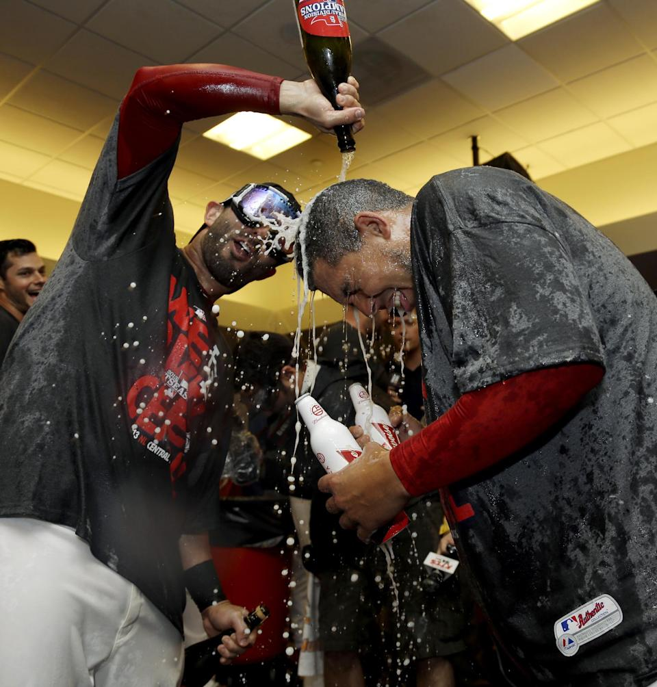 Kids fueled Cardinals NL Central title drive