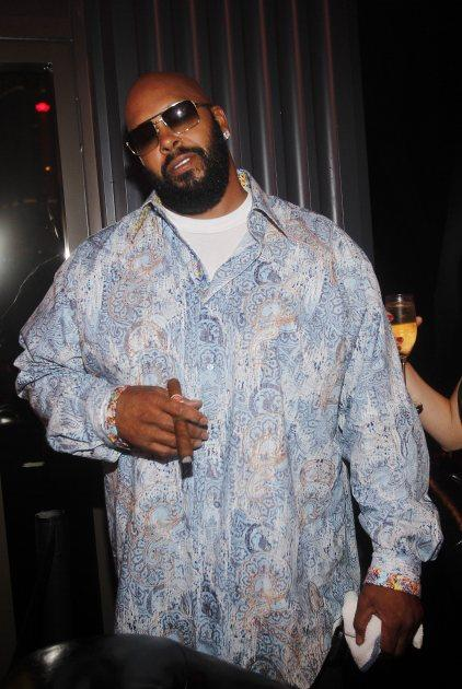 Suge Knight Involved In Hit & Run