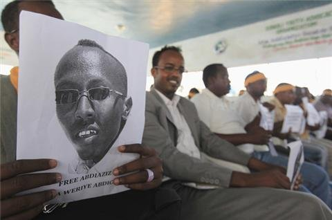 Somali court adjourns journalist's appeal